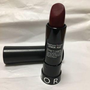 Sephora rouge cream lipstick Courtisane 02